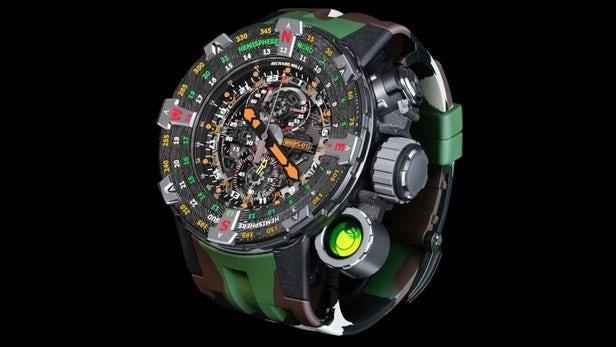 RM 25-01 – La montre haut de gamme de Sylvester Stallone
