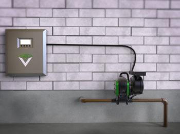 Turbine hybride Tesla de Vortical Tech par Clyde Igarashi et Jean Francois Roy