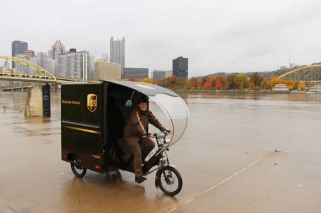 Les vélos cargo sont-ils l'avenir des livraisons urbaines