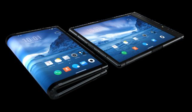 Royole dévoile le FlexPai, son premier téléphone pliable