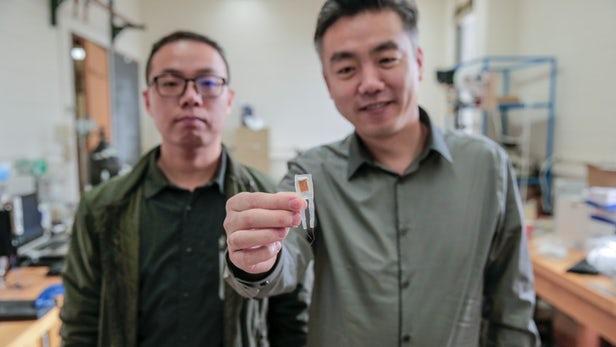 Un dispositif VNS implanté dans le corps pour lutter contre l'obésité
