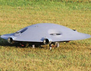 ADIFO - Une soucoupe volante supersonique, hyper agile, omnidirectionnelle