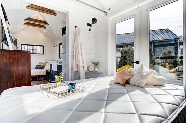 Allswell Tiny Home – Un espace conçu par Modern Tiny Living pour Allswell de Wallmart 2