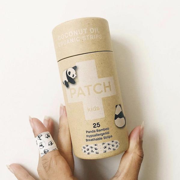 PATCH - Des pansements sans plastique et biodégradables 1