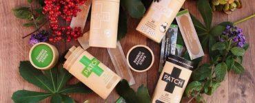 PATCH - Des pansements sans plastique et biodégradables