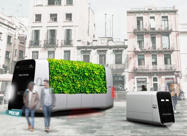Flnn Design dévoile sa vision du transport du dernier kilomètre 1