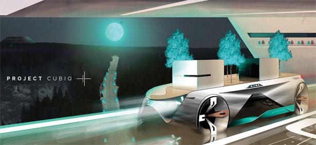 Projet Cubiq - Mode de vie futur pour la mobilité en 2035 1