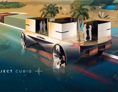 Projet Cubiq - Mode de vie futur pour la mobilité en 2035