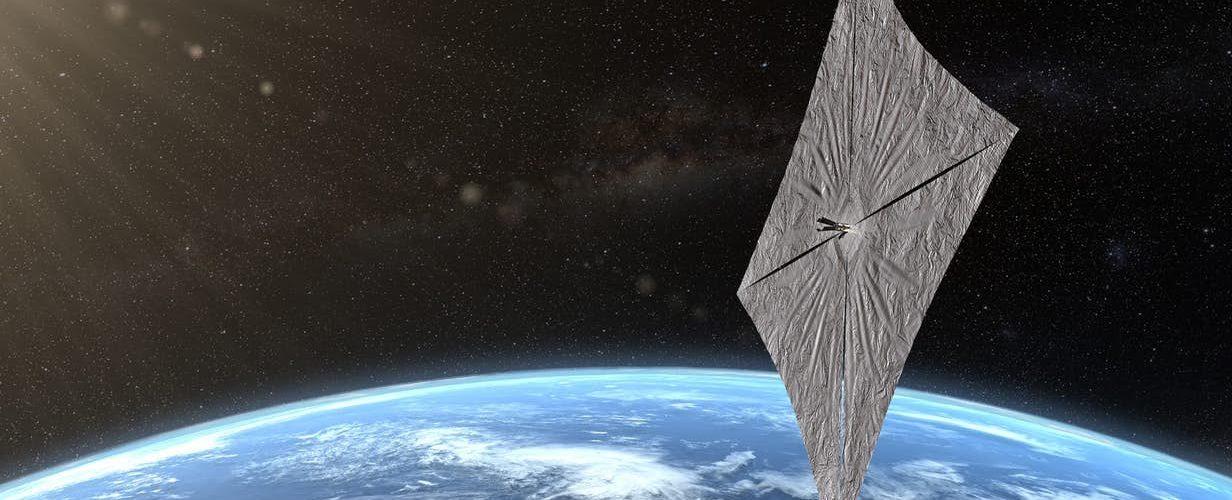 LightSail 2 va tester un système de propulsion grâce aux photons