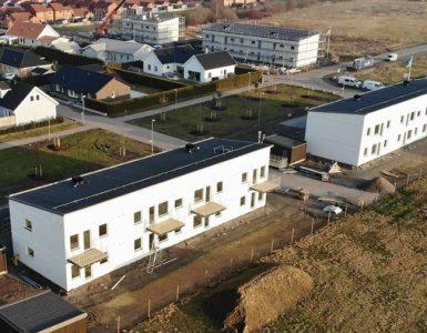 Les logements préfabriqués Ikea vont arriver au Royaume-Uni