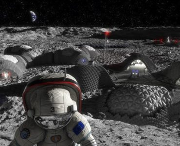 Des briques lunaires pourraient garder les astronautes au chaud et générer de l'électricité