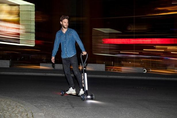 La trottinette e-tron d'Audi adopte une nouvelle approche du dernier kilomètre 1