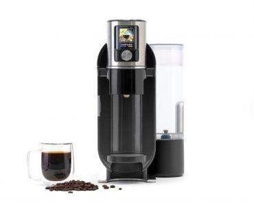 MultiBrew, la machine à café imaginée par PicoBrew