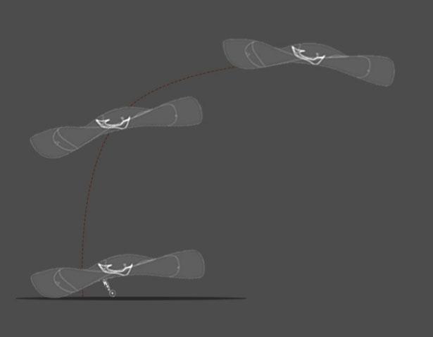 Le futur concept SIH eVTOL de Fenton Robathan 2