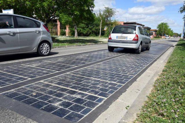 Wattway- La route solaire française s'avère être un flop complet
