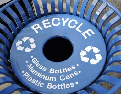 déchets d'emballage