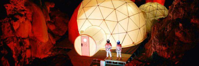 Aller sur Mars … mais en Espagne … c'est possible!