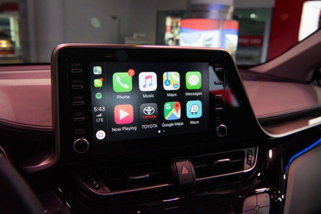 Toyota dévoile le multisegment compact C-HR 2020 2