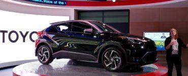 Toyota dévoile le multisegment compact C-HR 2020