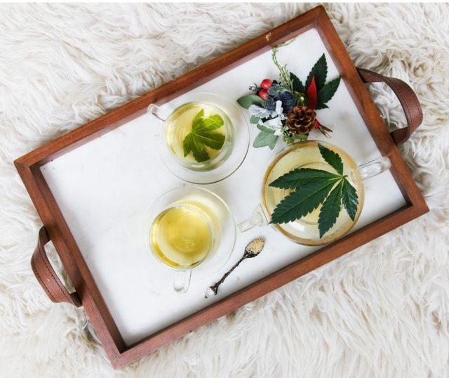 Le cannabis la nouvelle tendance gastronomique