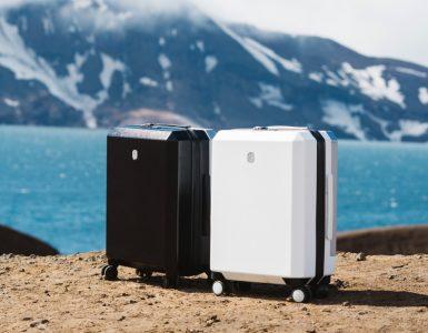 Phoenx crée des valises avec des déchets plastiques