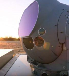 Un laser destructeur de drones a été présenté par l'US Air Force