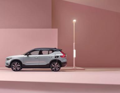 XC40 Recharge – La première Volvo entièrement électrique