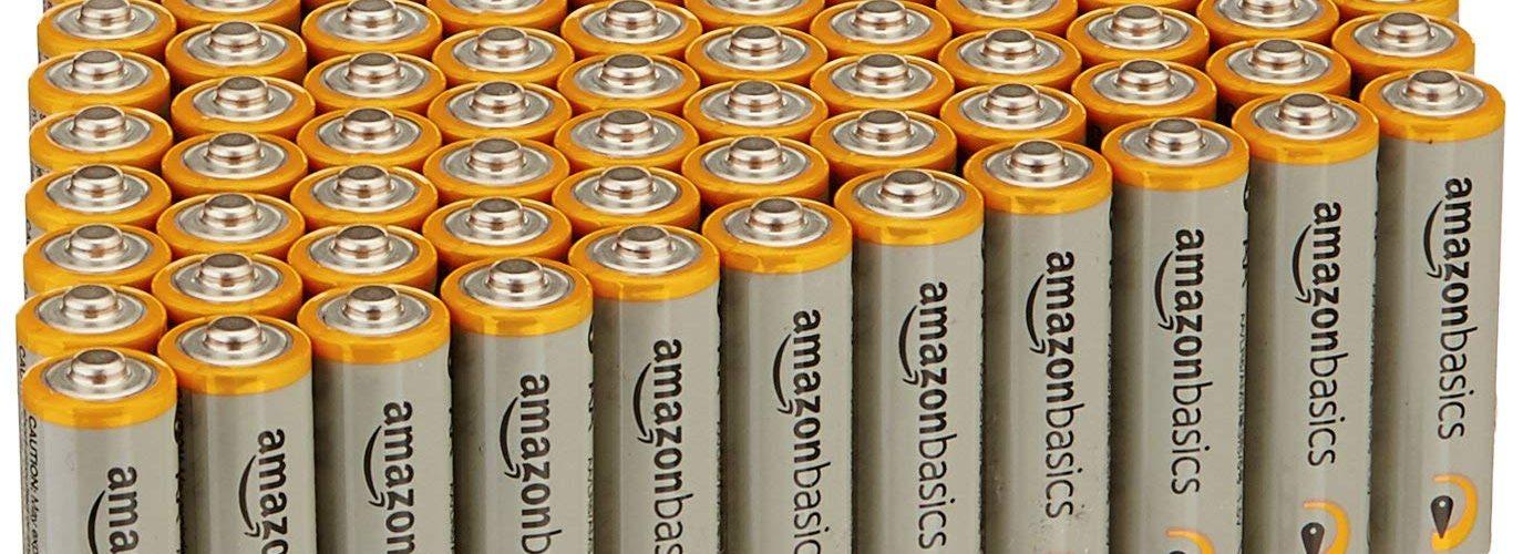 histoire inédite de l'origine d'une pile AA AmazonBasics