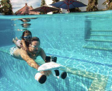 Mix Pro – La nouvelle version du scooter sous-marin de Sublue