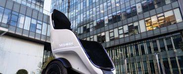 S-Pod – Segway dévoile une nouvelle façon de se déplacer