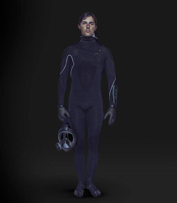 Vissla Rising Seas Wetsuit – Une Combinaison spécialement conçue pour protéger les surfeurs de la pollution 1