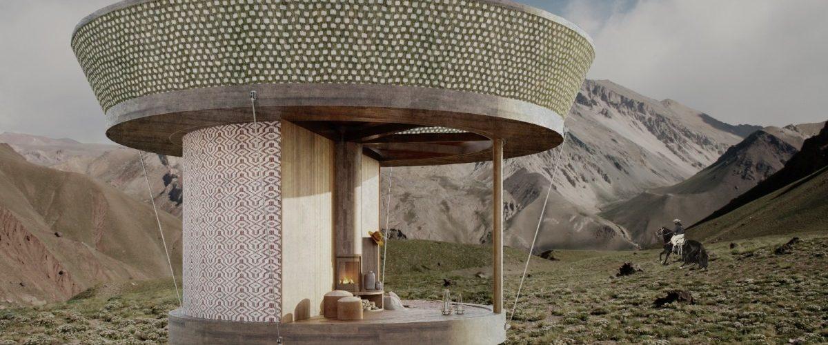 Casa Ojalá - Cette petite maison ultra flexible est désormais en précommande
