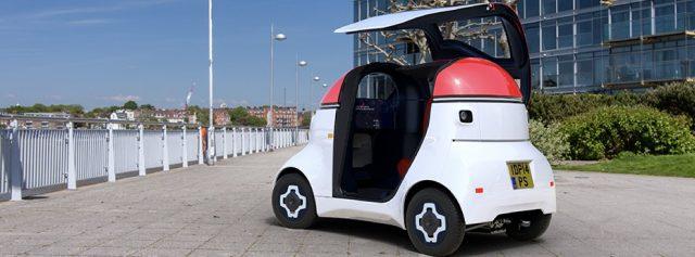 Gordon Murray cherche à transformer la mobilité personnelle avec un pod autonome 1