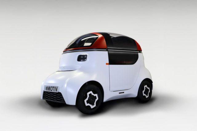 Gordon Murray cherche à transformer la mobilité personnelle avec un pod autonome