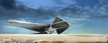 Une galerie de sculptures hydroélectriques exploite l'énergie des vagues pour produire de l'électricité