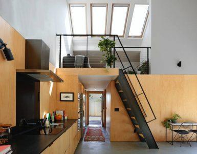 Alley Cat – Une maison qui a l'air beaucoup plus grande qu'elle ne l'est