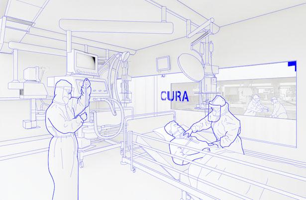 CURA offre une conception open source pour hôpitaux d'urgence COVID-19