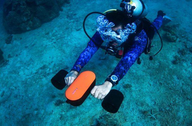 Geneinno annonce un scooter sous-marin S2 plus léger et moins cher 1