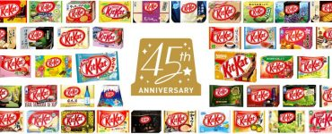 Les KitKats japonais ont remplacé les emballages en plastique par du papier origami