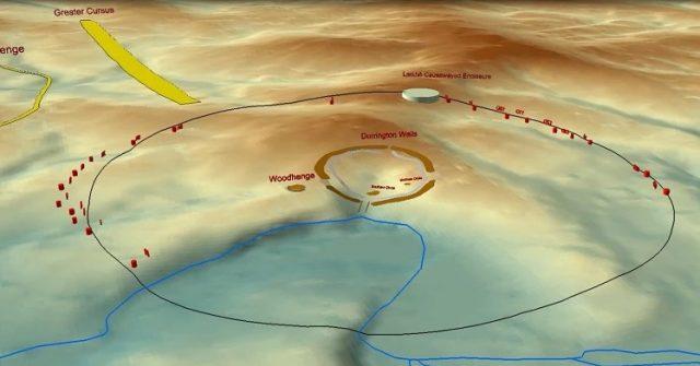 Un énorme cercle préhistorique de structures découvert près de Stonehenge 1