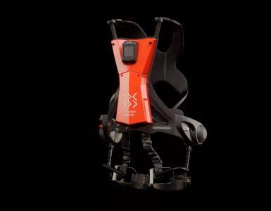 Un exosquelette en fibre de carbone pour renforcer la sécurité des travailleurs