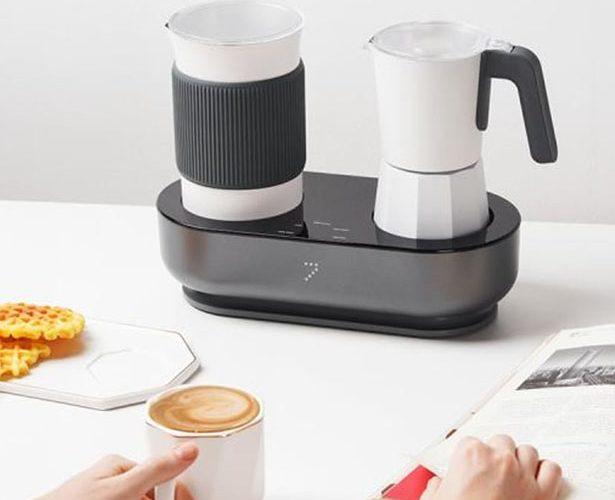 Seven & Me – Une machine à espresso avec 5 modes programmés