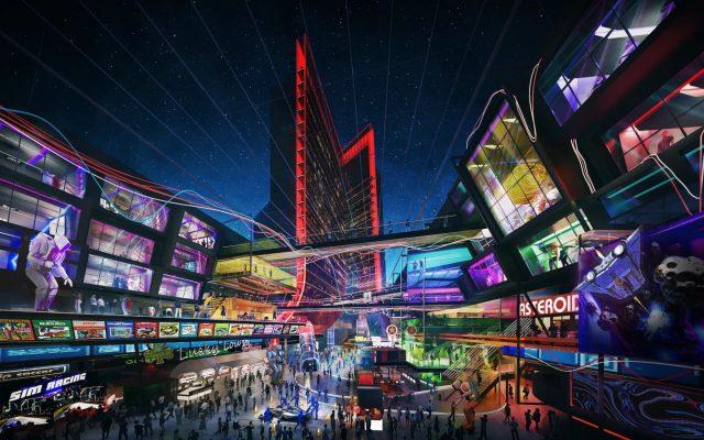 Atari Hotels obtient 1UP avec le nouveau bâtiment de Las Vegas 1