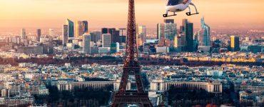 Un taxi aérien électrique pourrait voler dans le parisien durant les JO