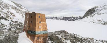 Sasso Nero – Un étrange refuge dans les Alpes Italiennes 1