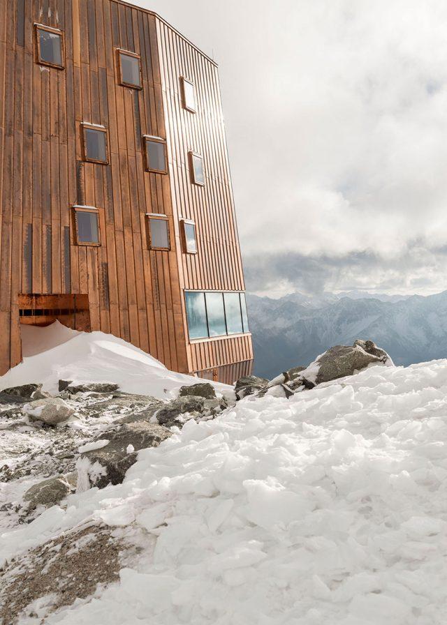Sasso Nero – Un étrange refuge dans les Alpes Italiennes 2