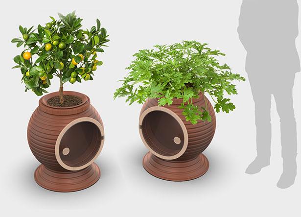 Kuno – Un réfrigérateur écologique fabriqué à partir d'argile 1