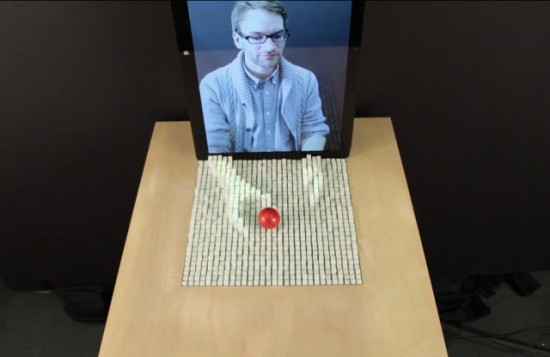 affichage interactif 3D