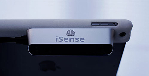 iPad scanner 3D