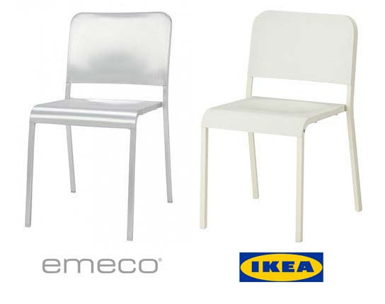 Norman Foster Emeco ikea